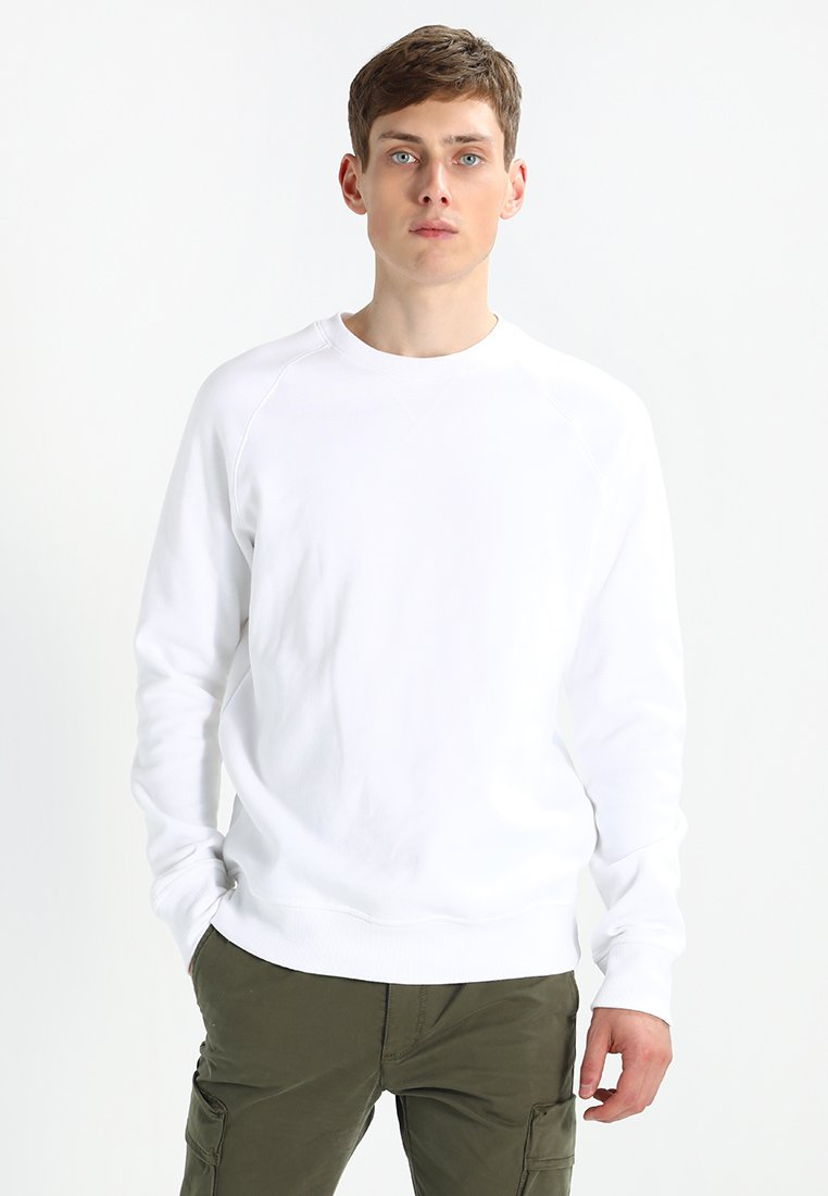 Pier One - Sweatshirt - white