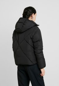 Calvin Klein Jeans - QUILTED PUFFER JACKET - Winter jacket - black - 2
