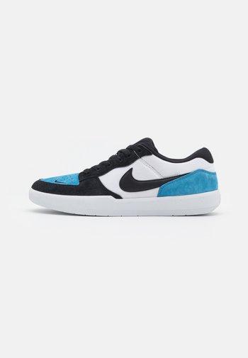 FORCE 58 UNISEX - Sneakers basse - dutch blue/black/white