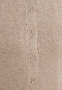 Marks & Spencer London - CREW CARDI PLAIN - Cardigan - beige - 6