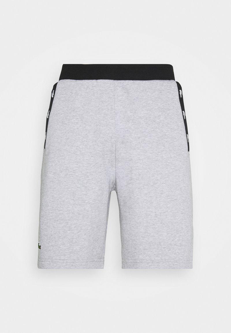 Lacoste Sport - SHORT - Sports shorts - silver chine/black