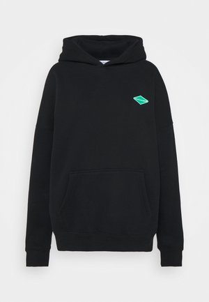 LOGOHOODIE - Sweatshirt - black