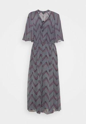 DRESS - Maxi dress - grigio vinile