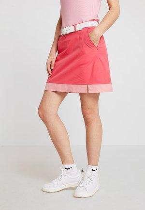 WOMEN ILA SKORT - Sports skirt - rouge red