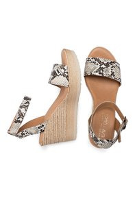 Eva Lopez - High heeled sandals - Marrón - 2