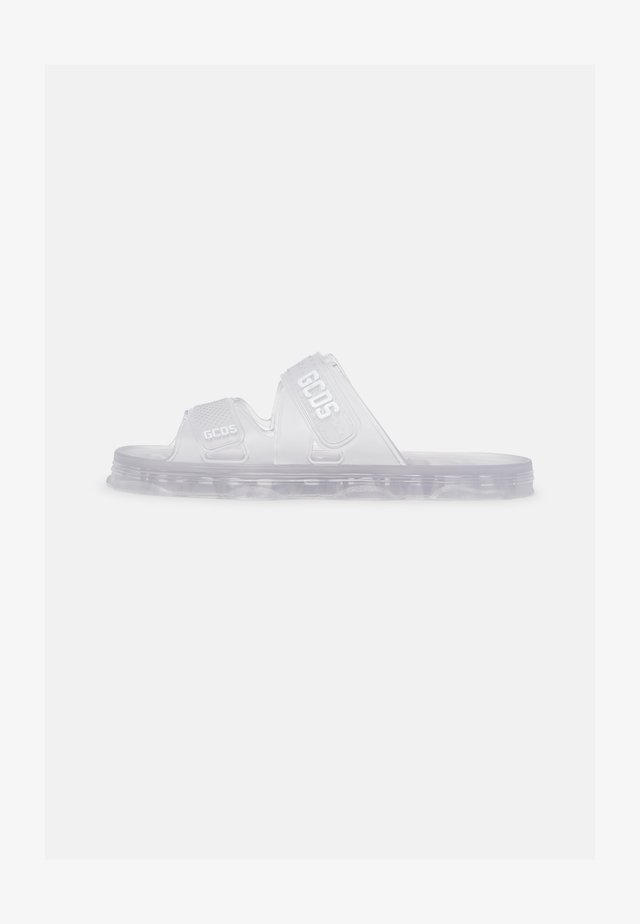 UNISEX - Mules - transparent