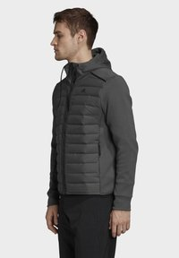 adidas Performance - VARILITE HYBRID  - Sports jacket - green - 3