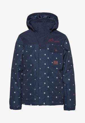 Snowboard jacket - ground blue