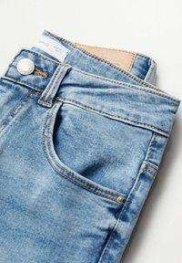 Mango - DINA - Slim fit jeans - azzurro - 2