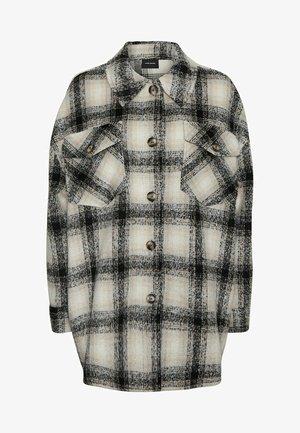 LUNA  - Short coat - safari