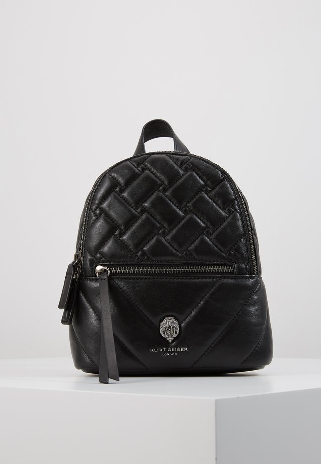 RICHMOND BACKPACK - Sac à dos - black