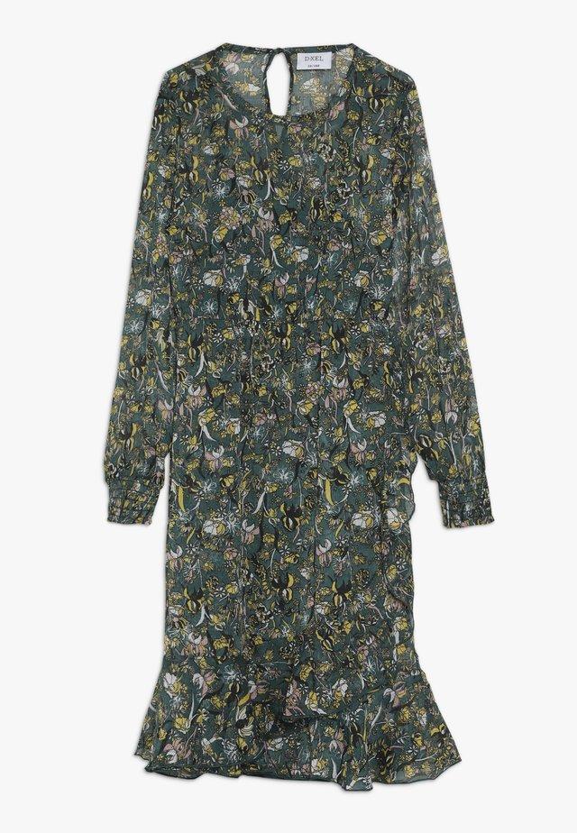 ANNELIE - Korte jurk - green