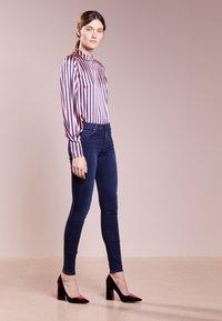 7 for all mankind - HIGHTWAIST - Jeans Skinny - indigo - 1