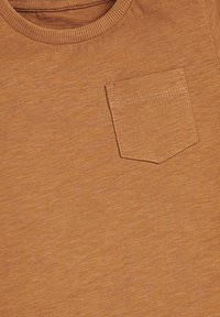 Next - SHORT SLEEVE - Camiseta básica - brown - 2