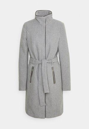 VMCLASSBESSY - Krátký kabát - light grey melange