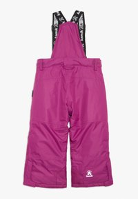 Kamik - HARPER - Snow pants - berry - 1