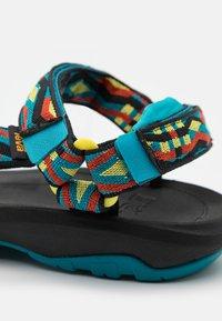 Teva - HURRICANE XLT 2 UNISEX - Walking sandals - toro multicolor - 5