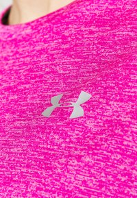 Under Armour - TECH TWIST - Camiseta básica - meteor pink - 3