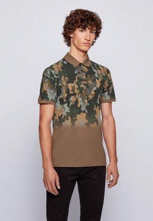 PFOREST - Polo shirt - khaki