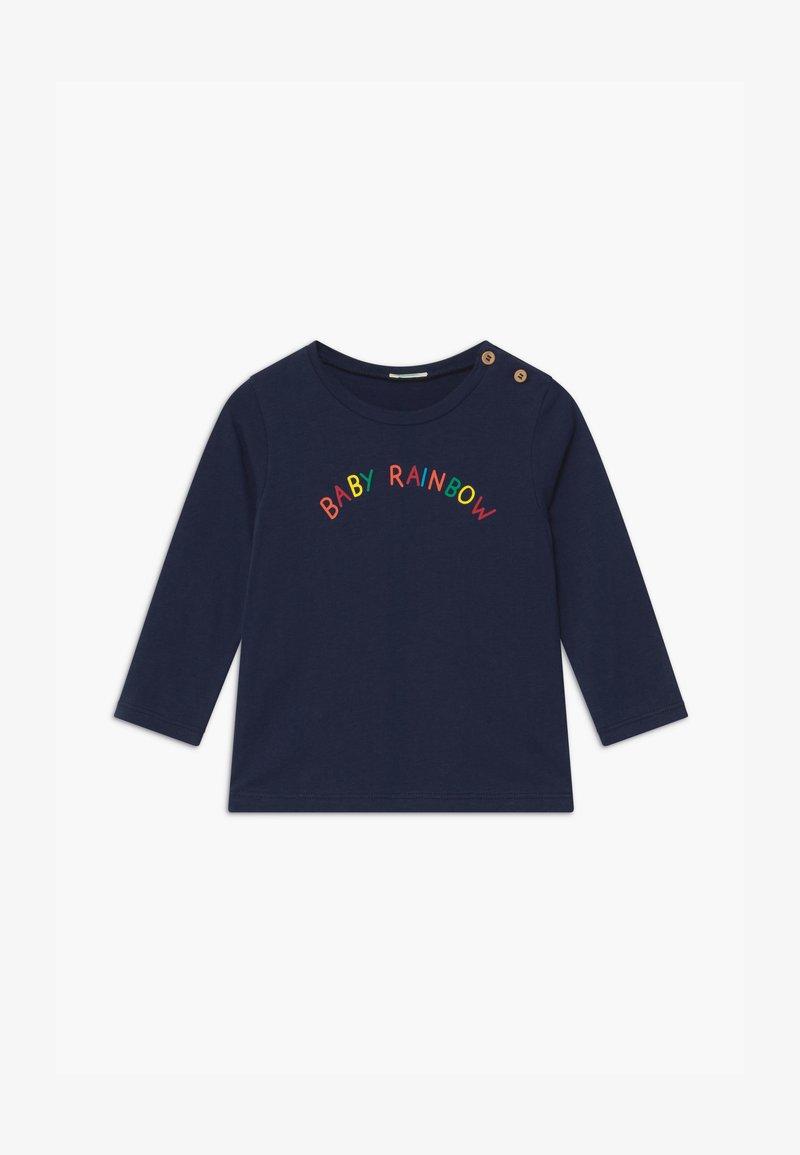 Benetton - T-shirt à manches longues - dark blue