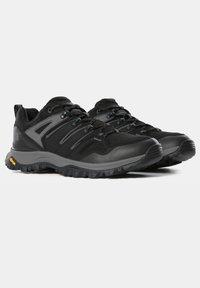 The North Face - M HEDGEHOG FUTURELIGHT (EU) - Baskets basses - tnf black/zinc grey - 1