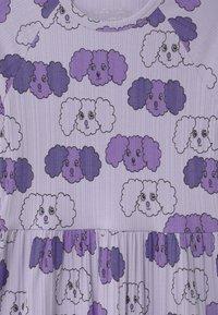 Mini Rodini - BABY FLUFFY DOG - Jersey dress - purple - 2