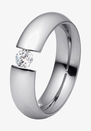 DAMENRING INTENSIO - Bague - white