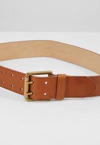 Polo Ralph Lauren - Cintura - cuoio - 4