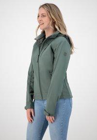 Kjelvik - Light jacket - green - 3