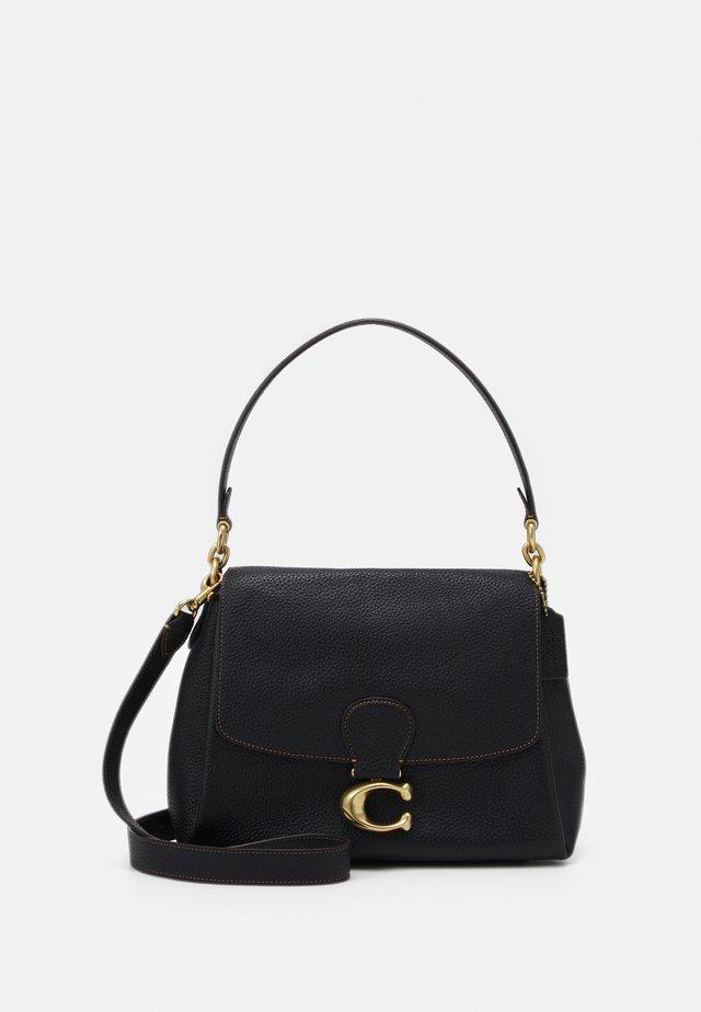 MAY SHOULDER BAG - Handtas - black