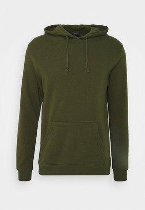 UNISEX ESSENTIAL - Huppari - duffle green