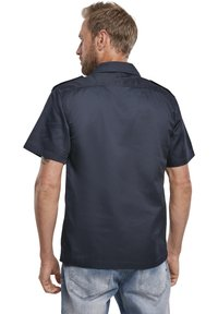 Brandit - HERREN US HEMD 1/2 - Shirt - navy - 1