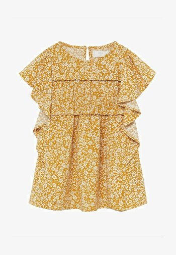 MOSS - Day dress - moutarde