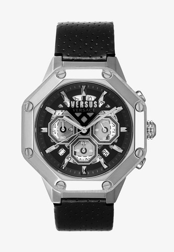 KOWLOON PARK - Chronograph watch - black