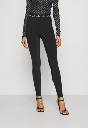 KATECRAS - Leggings - Trousers - black