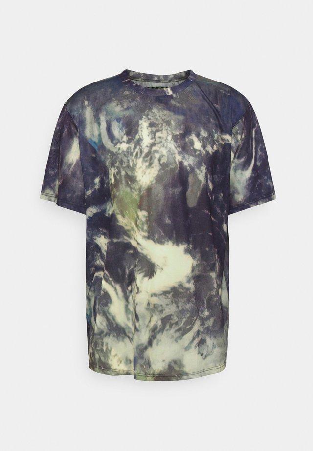 SUBLIMATION UNISEX - Print T-shirt - multi