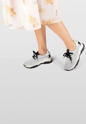 ANDES - Sneakers laag - whiteblack