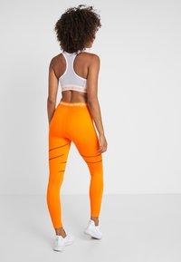 Calvin Klein Performance - FULL LENGTH  - Leggings - orange - 2