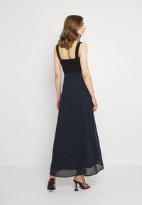 TFNC - DILLY SKIRT - Maxi skirt - navy - 2