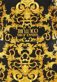 Versace Jeans Couture - LADY DRESS - Shift dress - black - 7