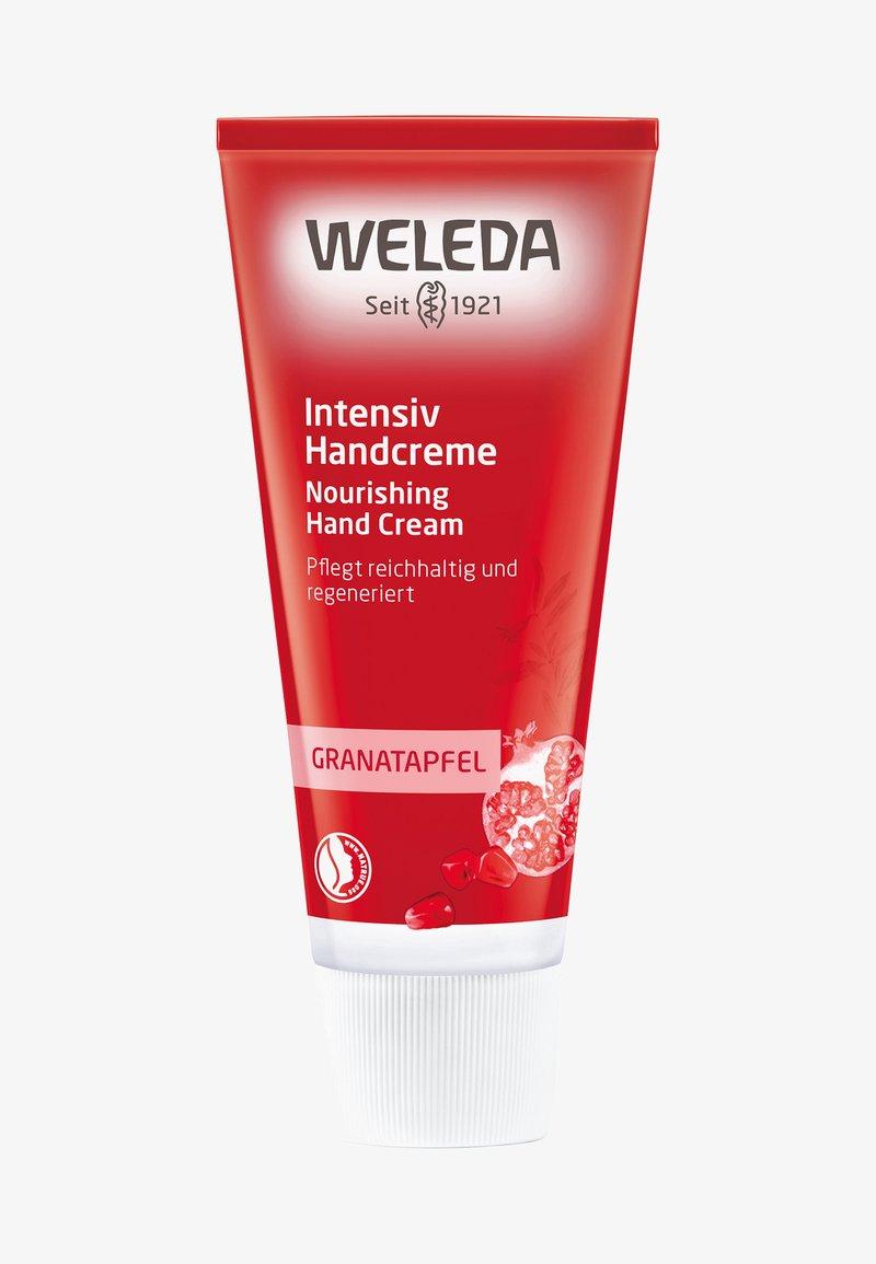 Weleda - WELEDA GRANATAPFEL INTENSIV HANDCREME - Handcrème - -