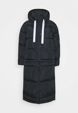 PUFFER COAT - Winter coat - black