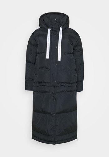 PUFFER COAT - Vinterkåpe / -frakk - black