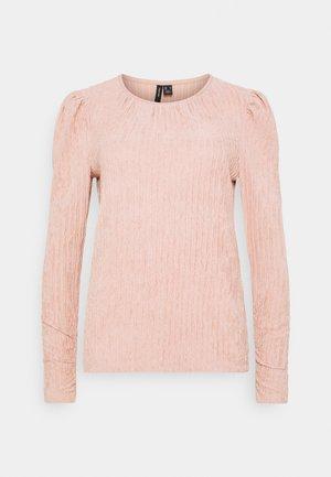 VMIRIS - T-shirt à manches longues - misty rose