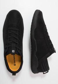 Caterpillar - HEX - Sneakersy niskie - black - 1