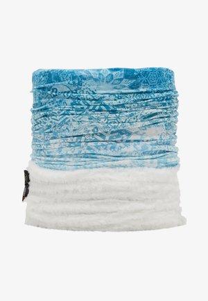 POLAR THERMAL NECKWEAR - Snood - fairy snow/turquoise