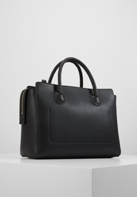 Tommy Hilfiger - CHARMING SATCHEL - Handbag - black - 2