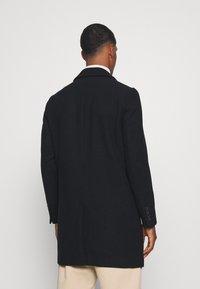 Antony Morato - COAT RUSSEL SLIM FIT - Classic coat - black - 2