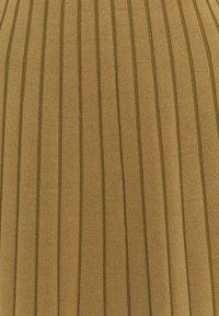 sandro - Maxi dress - olive - 2