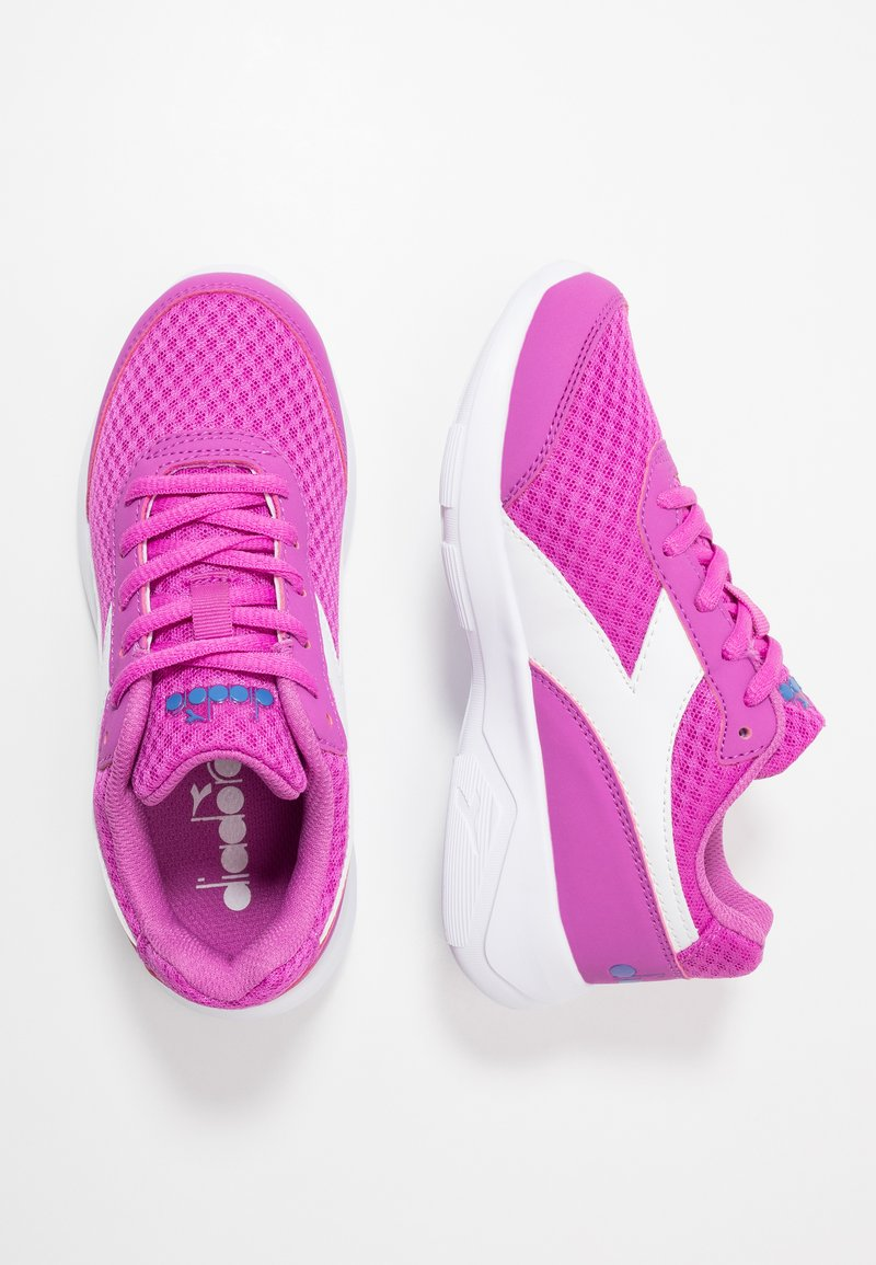 Diadora - EAGLE 3 - Neutral running shoes - purple/white